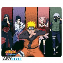 NARUTO SHIPPUDEN - Mouse Pad Shippuden Group