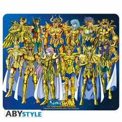 SAINT SEIYA - Mouse Pad Chevaliers d'Or
