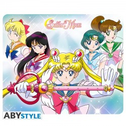 SAILOR MOON - Mouse Pad Guerrières