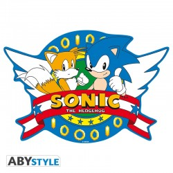 SONIC - Tapis de souris Logo