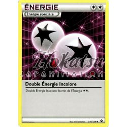 PKM 114/124 Double Colorless Energy