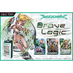 Luck & Logic Trial Deck TD01 Brave Logic
