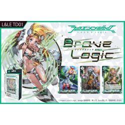 Luck & Logic Trial Deck TD01 Brave Logic
