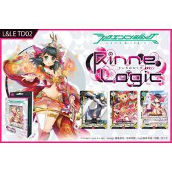 Luck & Logic Trial Deck TD02 Rinne Logic