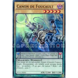 DUEA-FR002 Canon de Foucault
