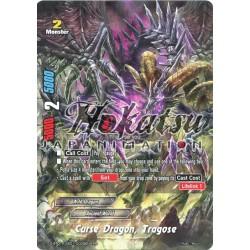 BFE D-BT01A-SS01/0005EN RR Curse Dragon, Tragose
