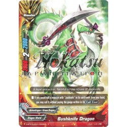 BFE D-BT01A-SS01/0006EN R Bushknife Dragon