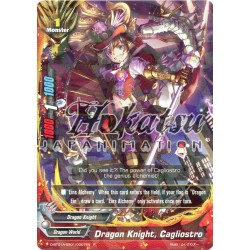 BFE D-BT01A-SS01/0007EN R Dragon Knight, Cagliostro