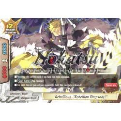"BFE D-BT01A-EB01/0024EN R Rebellius ""Rebellion Rhapsody!"""