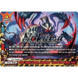"BFE D-BT01A-EB01/0035EN C Great Raging Dragon, Zargilragne ""Crazed Claw Raging Fang"""