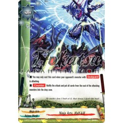 BFE D-BT01A-EB01/0040EN C Ninja Arts, Half-kill