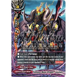 BFE D-BT01A-EB01/0050EN C Faceless Black Dragon, Laysface