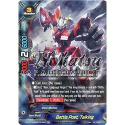 BFE D-BT01A-EB02/0006EN RR Battle Poet, Talking