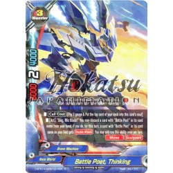 BFE D-BT01A-EB02/0014EN R Battle Poet, Thinking