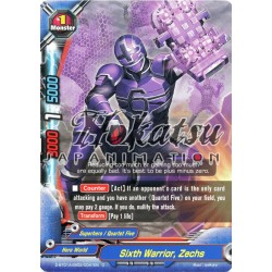 BFE D-BT01A-EB02/0041EN C Sixth Warrior, Zechs