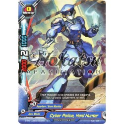 BFE D-BT01A-EB02/0046EN C Cyber Police, Hold Hunter