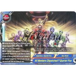 BFE D-BT01A-EB02/0063EN C All Members Dispatched!? Quartet Five