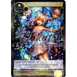 FR F-BFA-005 Foil/C Gathering of Fairies
