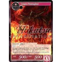 FR F-BFA-020 Foil/U Bloodfire Dragon