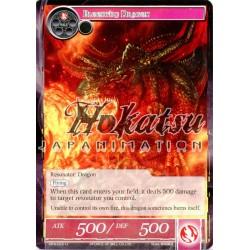 EN BFA-020 U Bloodfire Dragon