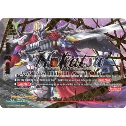 """BFE D-BT02/0004EN RRR Gojinmaru """"Ghoul Deity Arts, Dance of Yashagami!"""""""