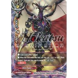 BFE D-BT02/0020EN RR Black Demon Swordsman, Vader
