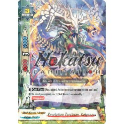 BFE D-BT02/0026EN R Revelation Tactitian, Kagan Dragon