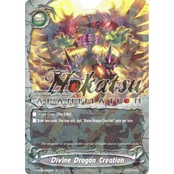 BFE D-BT02/0036EN R Divine Dragon Creation