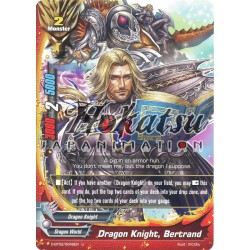 BFE D-BT02/0046EN U Dragon Knight, Bertrand