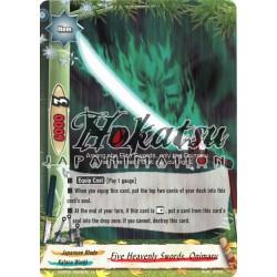 BFE D-BT02/0058EN U Five Heavenly Swords, Onimaru