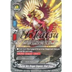 BFE D-BT02/0063EN U Martial Arts Dragon Emperor, Duel Sieger