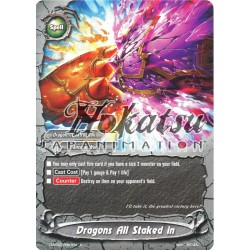 BFE D-BT02/0067EN U Dragon Earth Toss