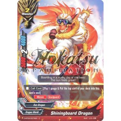 BFE D-BT02/0074EN C Shining Board Dragon