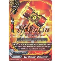 BFE D-BT02/0080EN C Sun Hammer, Balhammer