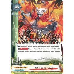BFE D-BT02/0085EN C Fire-style, Armor of Flames