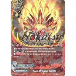 BFE F-D-BT02/0022EN Foil/R Fire Dragon Shield