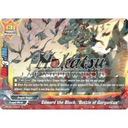 "BFE F-D-BT02/0024EN Foil/R Edward the Black, ""Battle of Gargantua"""