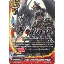 BFE F-D-BT02/0044EN Foil/U Dragon Knight Prince, Edward the Black