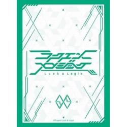 Bushiroad - 60 protèges cartes Standard Luck & Logic Vol.1