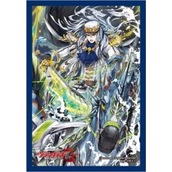 Bushiroad - 60 protèges cartes Mini Vol. 188 One Who Rules the Storm, Commander Thavas