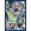 Bushiroad - 60 protèges cartes Mini Vol. 188 One Who Rules the Storm, Commander Thavas