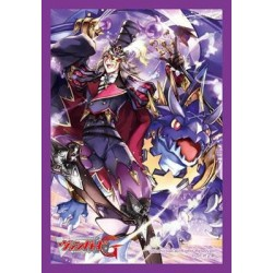 Bushiroad - 60 protèges cartes Mini Vol. 189 Masked Divine Dragon Tamer, Harry