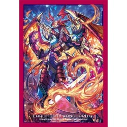 Bushiroad - 70 protèges cartes Mini Vol. 202 Dragonic Overlord The Legend