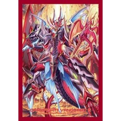 Bushiroad - 70 protèges cartes Mini Vol. 204 Supreme Heavenly Emperor Dragon, Dragonic Overlord