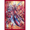 Bushiroad - 70 protèges cartes Mini Vol. 204 Supreme Heavenly Emperor Dragon, Dragonic Overlord