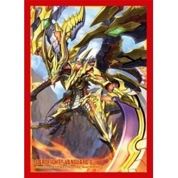 Bushiroad - 70 protèges cartes Mini Vol. 209 Supreme Heavenly Emperor Dragon, Dragonic Blademaster