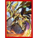 Bushiroad - 70 protèges cartes Mini Vol. 209 Supreme Heavenly Emperor Dragon, Dragonic Blademaster