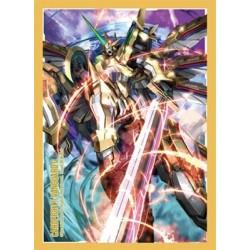 Bushiroad - 70 Sleeves Mini Vol. 210 Super Cosmic Hero, X-gallop