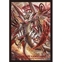 Bushiroad - 70 protèges cartes Mini Vol. 214 Star-vader, Chaos Breaker Dragon