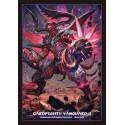 Bushiroad - 70 protèges cartes Mini Vol. 217 Lawless Mutant Deity, Obtarandus